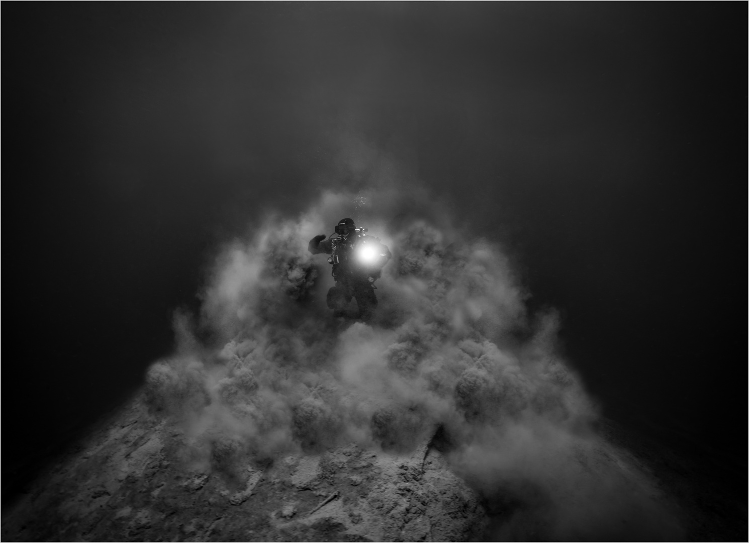 Der Tanz auf dem Vulkan