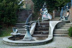 Der Telekombrunnen