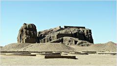 der Tempelberg von El Kurru...............