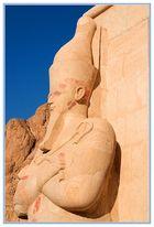 Der Terrassentempelwächter von Hatshepsut..