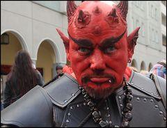 Der Teufel ...