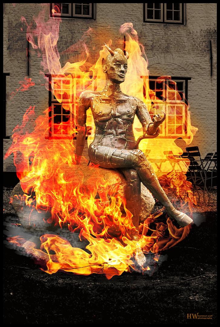 Der Teufel vom Haubarg