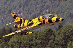 Der Tigerhunter J4206 am Zigermeet 09 in Mollis