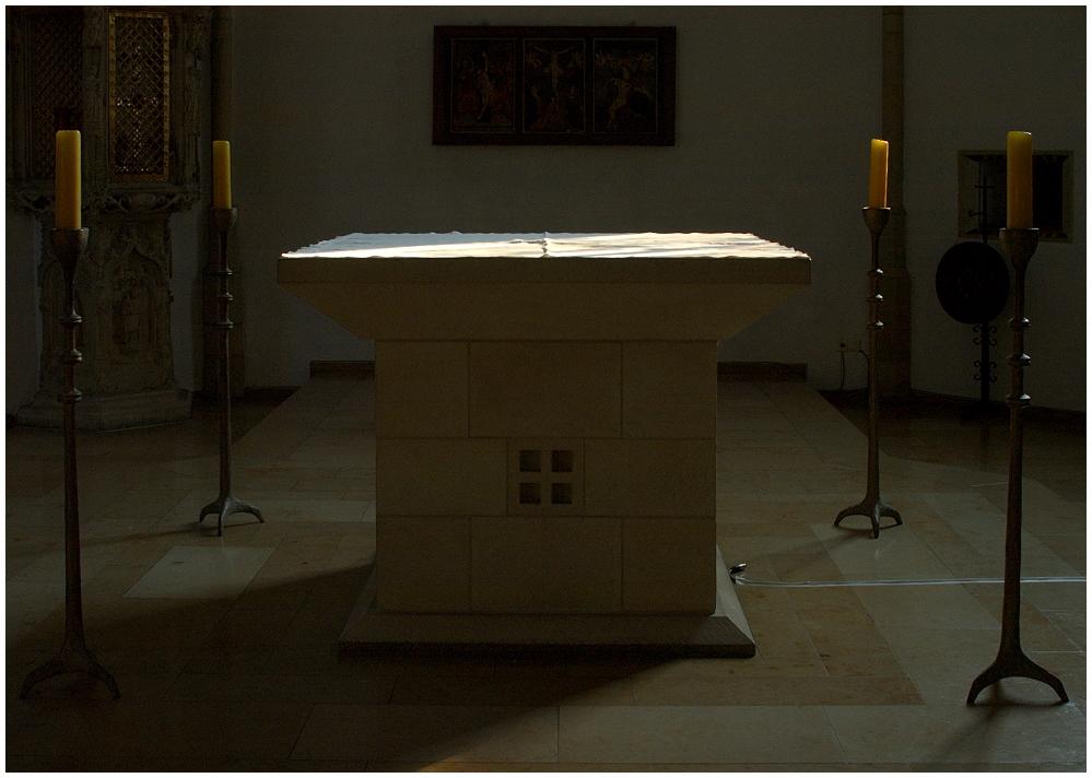 Der Tisch Gottes