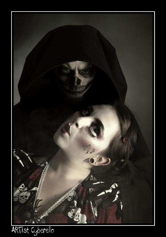 Der Tod holt auch die schönen Mädchen...