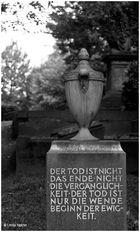 - Der Tod ist nicht das Ende -
