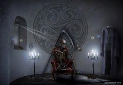 Der Tod macht keine Pause .....................