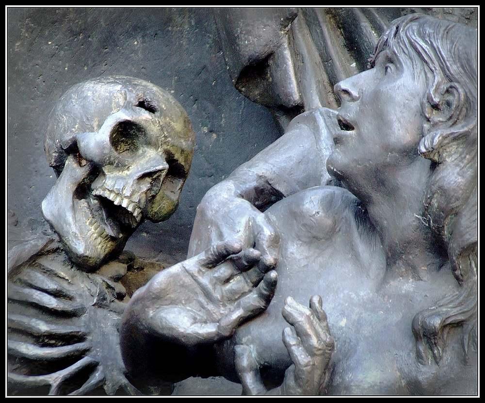 Tod Und Mädchen