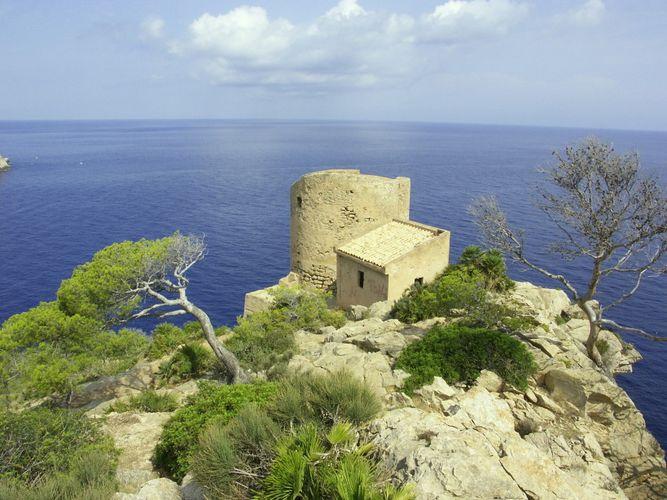 Der Torre in Sant Elm