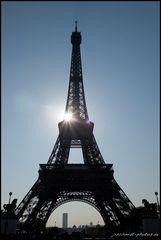 Der Tour Eiffel...