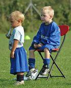 Der Trainer und sein Spieler - Vorbereitung zur WM 2006