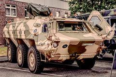 Der Transportpanzer Fuchs (TPz Fuchs)