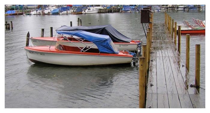 Der traurige Bootsverleih