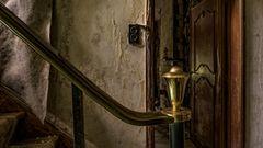 der Treppenknauf