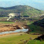 Der trockene Hafen von Ephesus