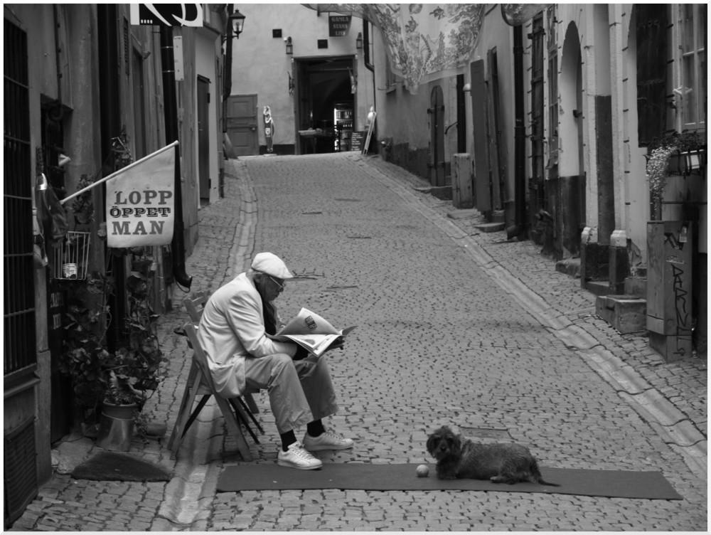 """Der """"Trödelmann"""" und sein Hund *RELOADED*"""