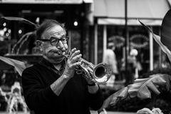-- Der Trompeter... --