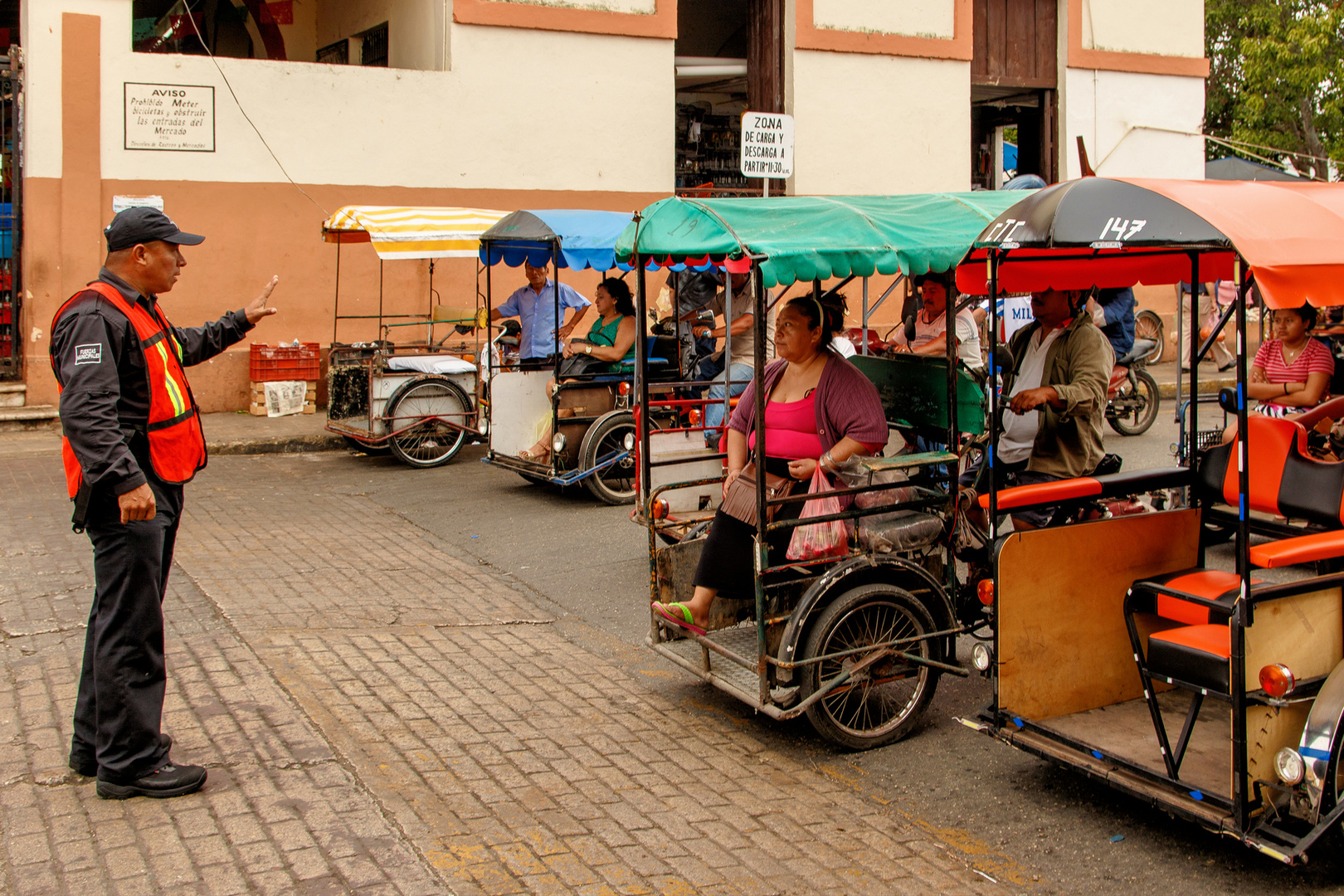 Der Tuktuk - Bändiger