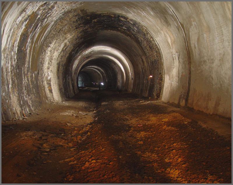 Der Tunnel von Silschede