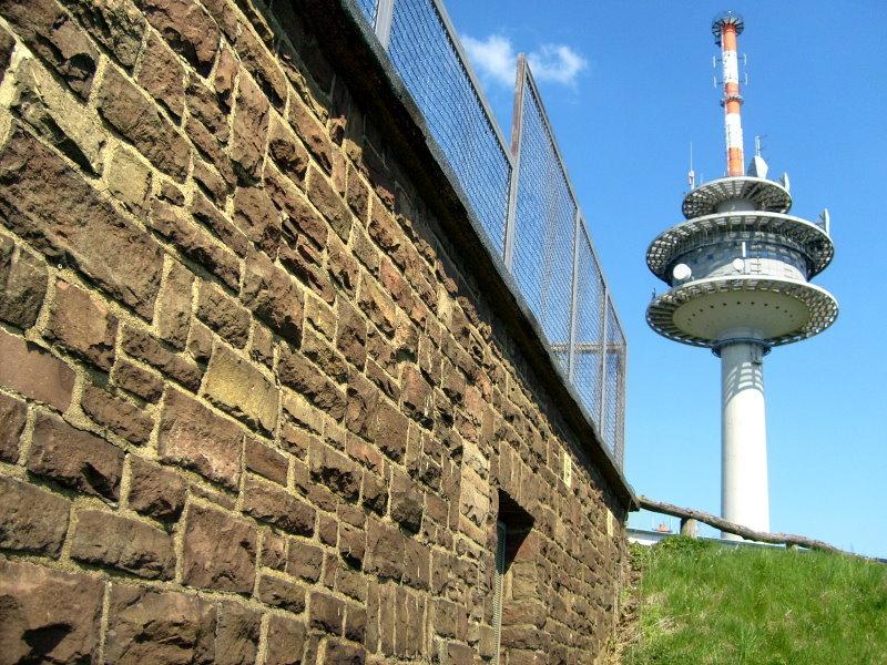Der Turm auf dem Köterberg