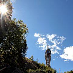 der Turm....