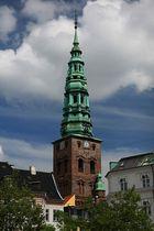 Der Turm der Nikolai-Kirche