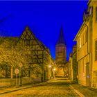 Der Turm des Schreckens in Quedlinburg