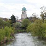 Der Turm im Frühling