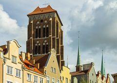 DER Turm von Danzig