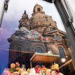 Der Turnschuh in der Frauenkirche