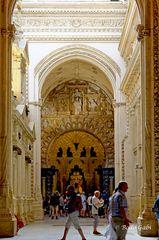 Der Übergang von Moschee zur Kathedrale