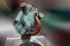 der übermütige Elefant