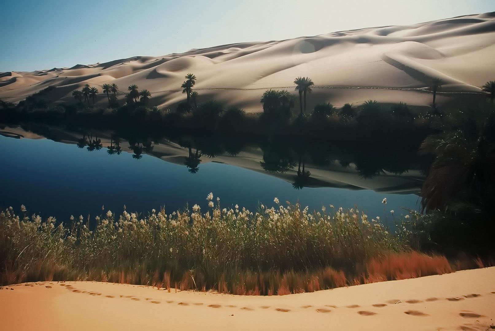 Der Umm al Maa...Mutter aller Wasser