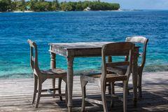 Der ungedeckte Tisch