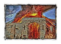 - der Untergang von Pompeji -