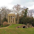 Der Venustempel im Wörlitzer Park