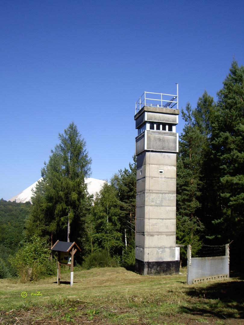 """Der """"vergessene"""" Grenzturm"""
