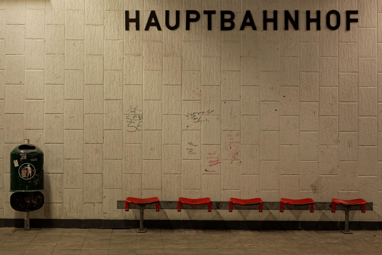 Der vergessene Hauptbahnhof