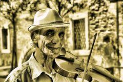 Der Violonist