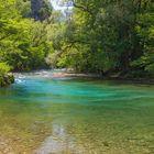 Der Voidomatis, ein Fluss unglaublicher Farben....