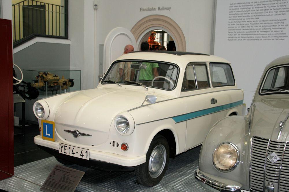 """Der """"Volkswagen"""" aus Zwickau"""