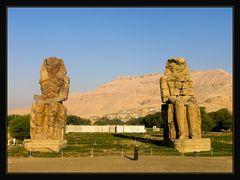 Der Wächter der Memnon-Kolosse