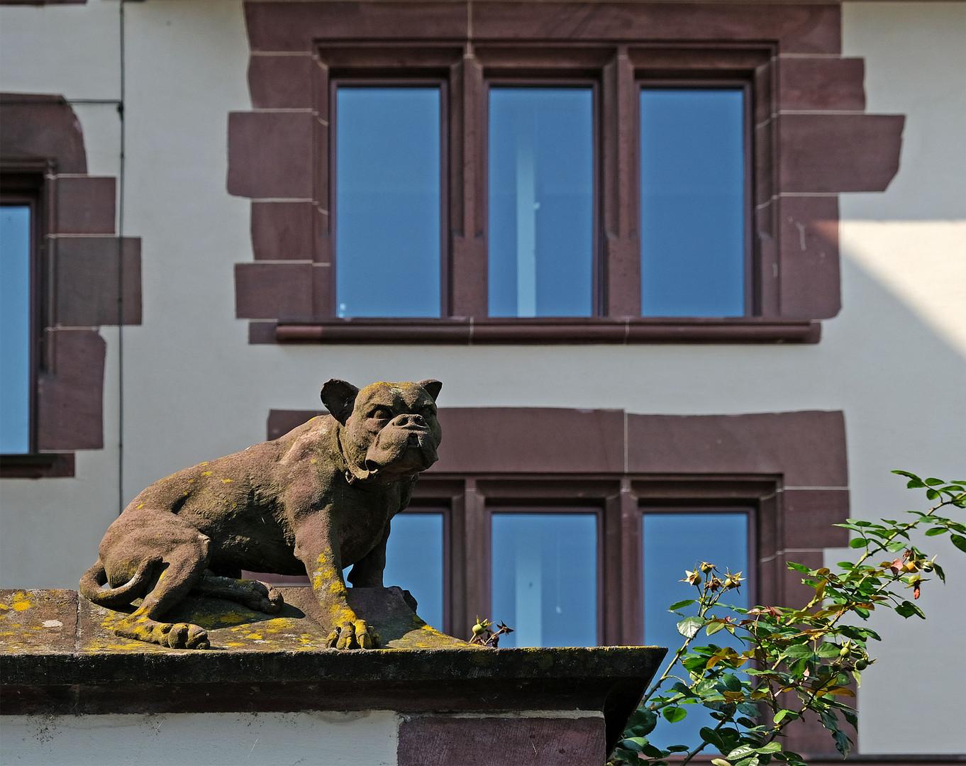 Der Wächter des Hauses