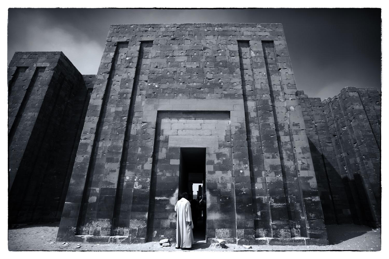 Der Wächter des Tempels
