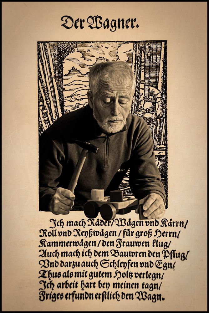 Der Wagner - 2013 ist Wagnerjahr