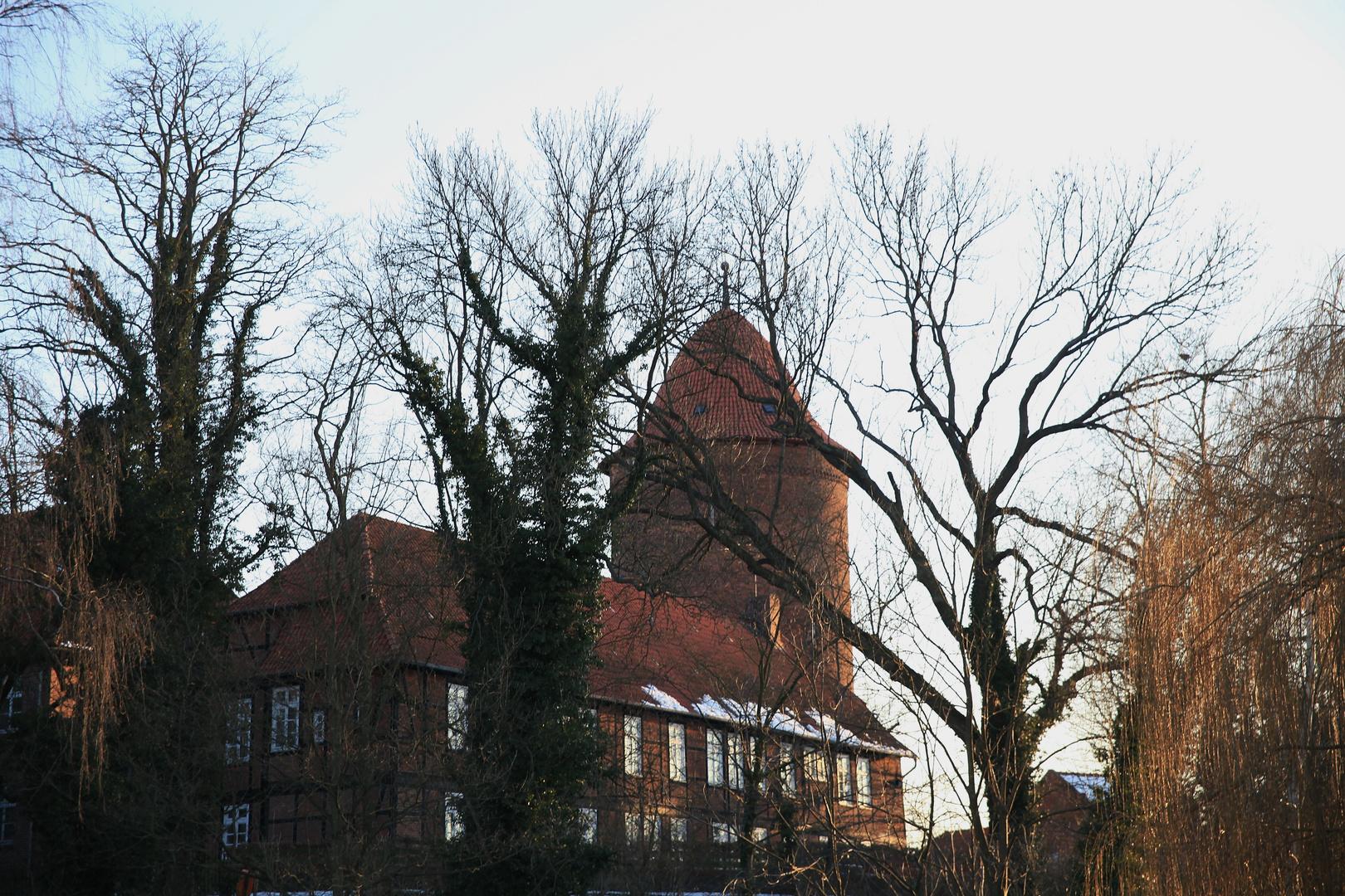 Der Waldemarturm ....