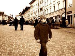 """Der """"Walk"""" durch die Zeit."""