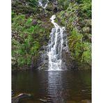 Der Wasserfall bei...