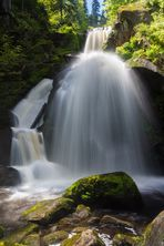 Der Wasserfall von Triberg