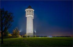 Der Wasserturm in Löderburg
